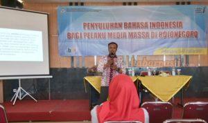 Koordinator Daerah AMSI Jawa Timur, Muhammad Abdul Qohhar